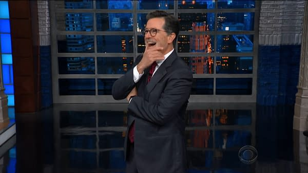 The Future of Black Label at DC Comics – It's All Stephen Colbert's Fault?