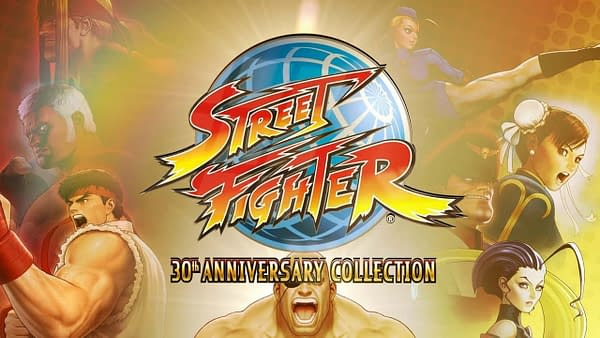 Street Fighter 30th Anniversary Collection is Getting an Update Tuesday