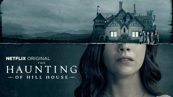 The Haunting of Hill House Poster Art
