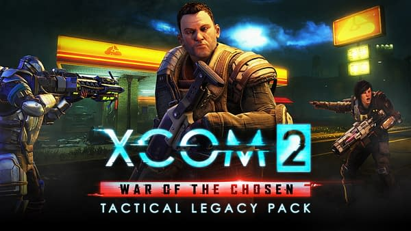 XCOM 2: War of the Chosen Receives the Tactical Legacy Pack