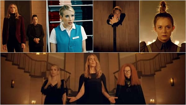 American Horror Story: Apocalypse 'Could It Be…Satan?'/'Boy Wonder' Review: What We Were Waiting For