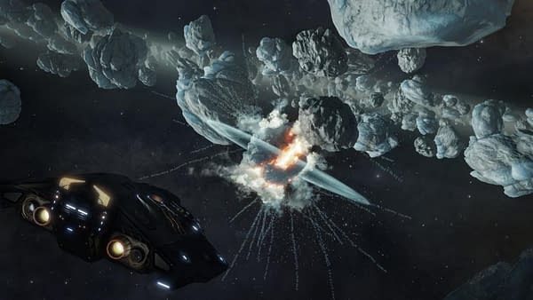 First Details on Elite Dangerous: Beyond- Chapter Four Revealed