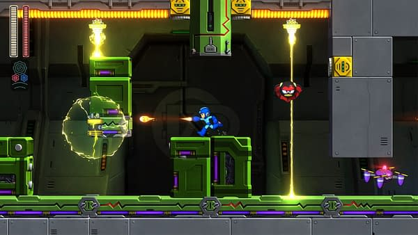 Mega Man 11 on the Nintendo Switch is Painstakingly Miserable