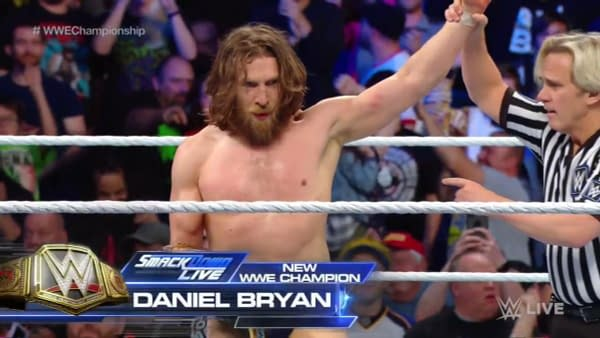 Daniel Bryan's Shocking Title Win Almost Makes Up for WWE Pulling Becky Lynch from Survivor Series