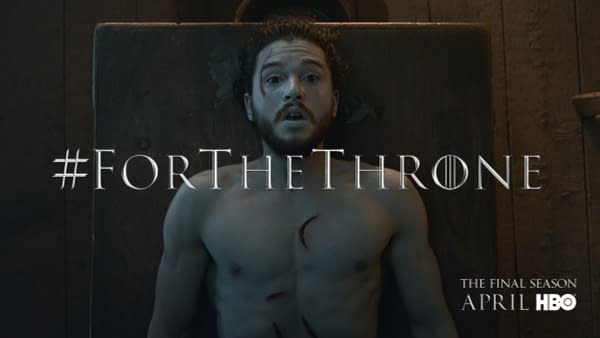 HBO Confirms an April 2019 'Game of Thrones' Season 8 Premiere