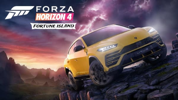 Forza Horizon 4 Will Get An Expansion Before Year's End