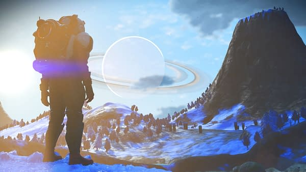 """Hello Games Will Soon Add a """"Vision"""" Update to No Man's Sky"""