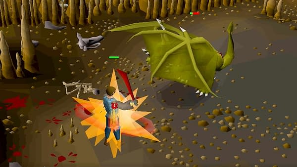 For Better or Worse, Old School Runescape Mobile is the Same Old Game