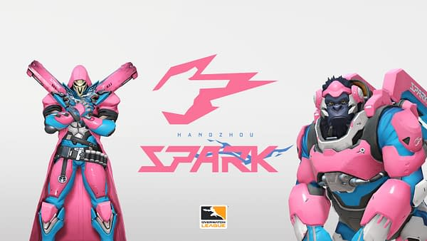 Overwatch League's Next Expansion Team Revealed: Hangzhou Spark