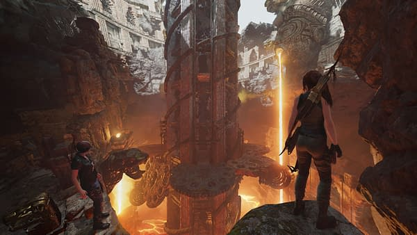 "Shadow of the Tomb Raider's First DLC ""The Forge"" is Released"