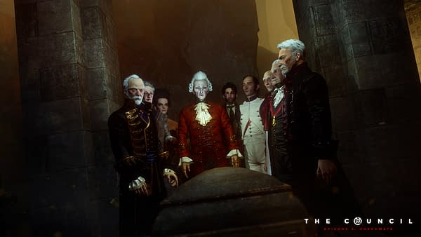 The Council's Complete Season and Episode 5 Coming in December
