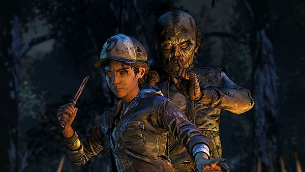Skybound Games Updates Fans on Telltale's The Walking Dead Progress