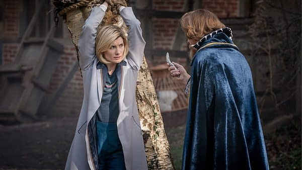 doctor who female doctor witchfinders