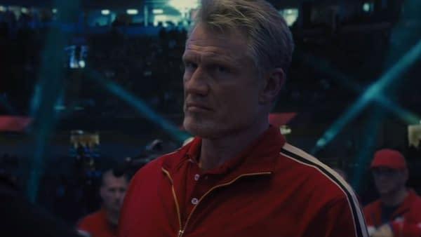 Ivan Drago [Dolph Lundgren] Talks 'Creed II' Motivations, Revenge
