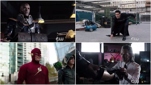 arrowverse elseworlds event synopses