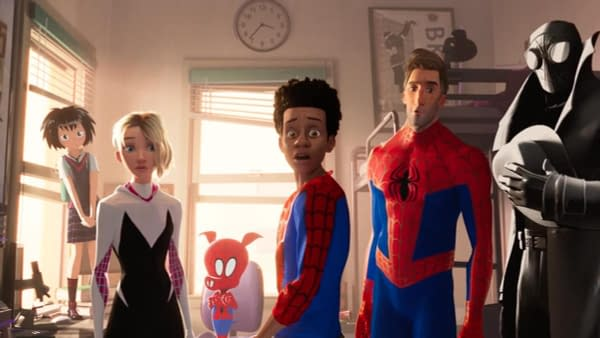 Sony Plans Spider-Verse Sequel and All-Female Spinoff