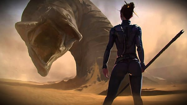 Brian Herbert Asks Fans to Rank 'Dune' Characters