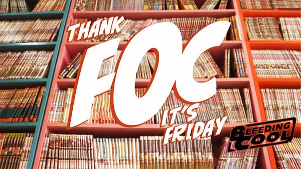 Thank FOC It's Friday, 10th May 2019 – Will a Black Cat Cross Your Path?