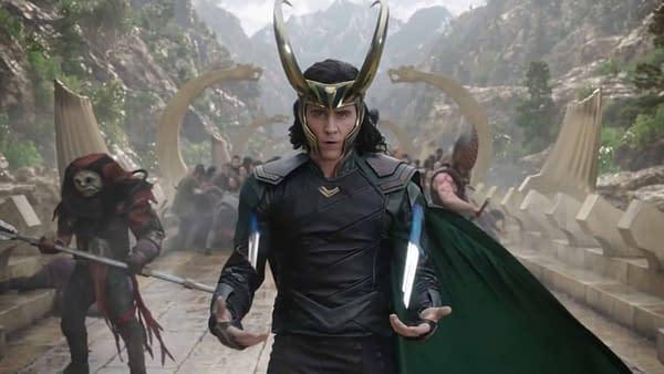Tom Hiddleston WILL Star as Loki in Disney+ Streaming Series