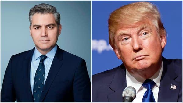 Trump White House Will Not Seek to Revoke CNN/Jim Acosta Press Access