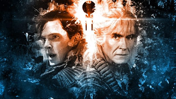 Nicholas Meyer on 'Star Trek: Into Darkness', 'Ceti Alpha V' TV Series