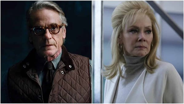 "Watchmen: Jeremy Irons as Older Ozymandias, Jean Smart as ""Agent Blake""?"
