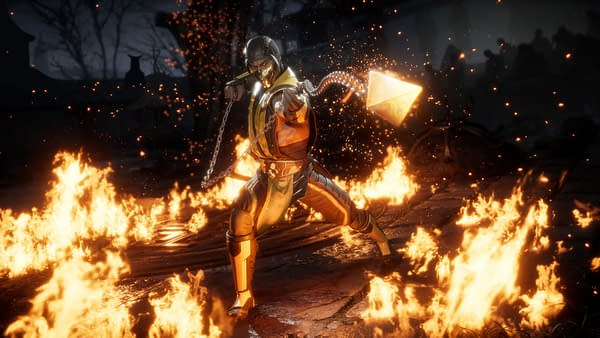Steam Database May Have Leaked Several Mortal Kombat 11 Characters