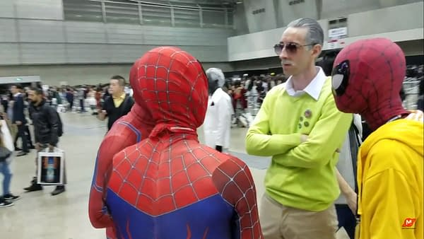 The Stan Lee Tribute at Tokyo Comic Con
