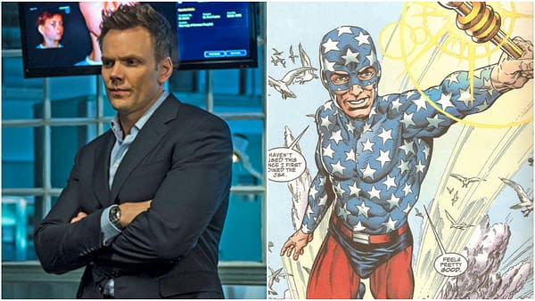 Stargirl: Community's Joel McHale Cast as Golden Age Starman in DC Universe Series