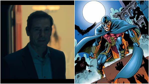 Stargirl: The Haunting of Hill House's Henry Thomas Cast as Dr. Mid-Nite