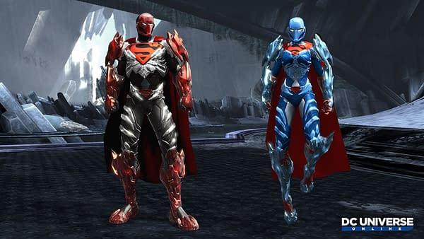 Daybreak Games Celebrates DC Universe Online's Eighth Anniversary