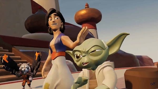 The Next Update to Disney Infinity Would Have Been Crossover Heaven