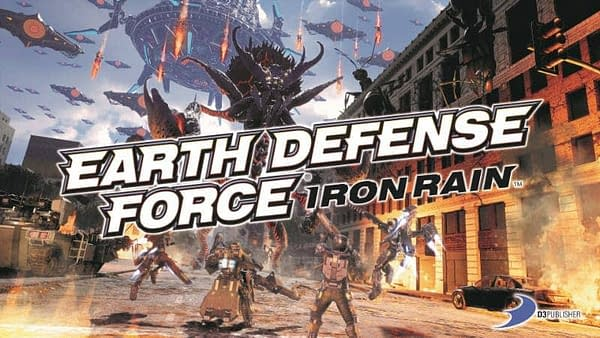 Earth Defense Force: Iron Rain Gets a PS4 Release Date for April
