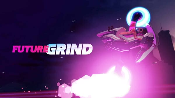 Milkbag Games Releases an Announcement Trailer for FutureGrind