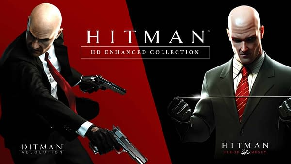 Warner Brother's and IO Interactive Announce Hitman HD Collection