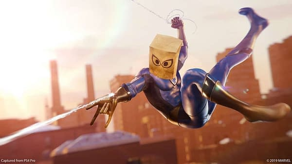Insomniac Games Adds Two More DLC Suits to Marvel's Spider-Man