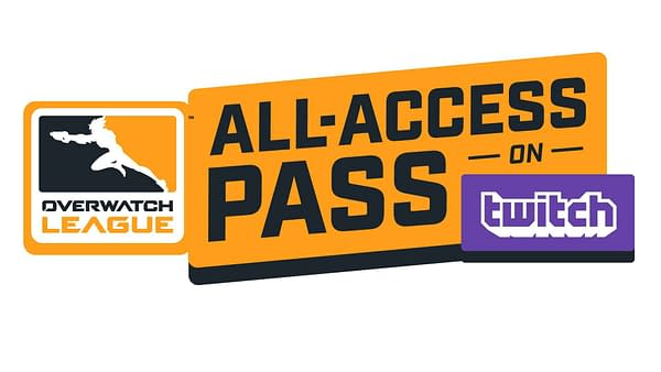 Twitch and Blizzard Launch Overwatch League 2019 All-Access Pass