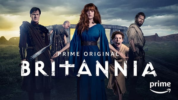 Amazon's 'Britannia' Has Romans vs Druids; and Actually Works [Review]