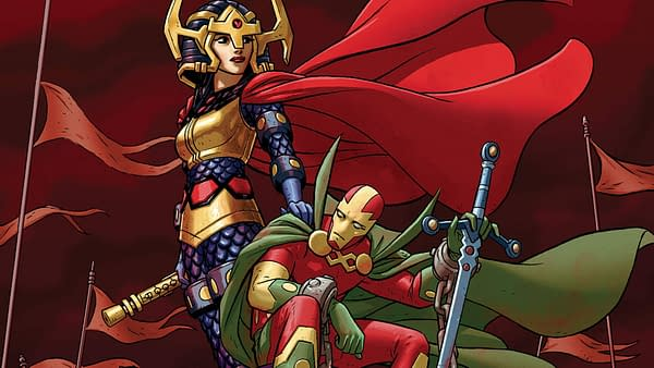 [RUMOR]: Big Barda, Mister Miracle at Center of Ava DuVernay's 'New Gods' Film