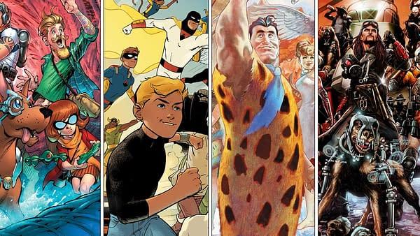 An End of Hanna-Barbera at DC Comics?