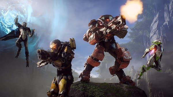 BioWare's Anthem is a Steaming Hot Disappointment with Promise