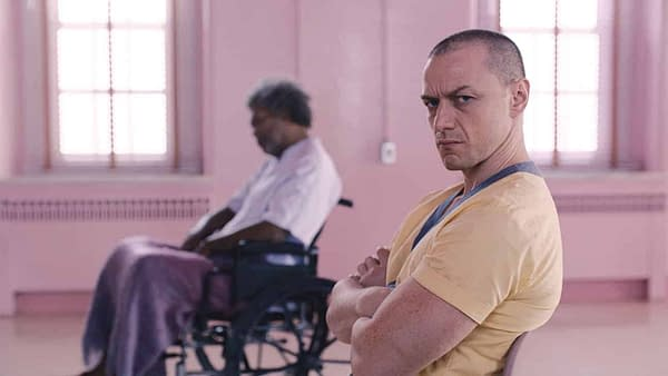 The Horde: James McAvoy Explains his 'Split', 'Glass' Characters