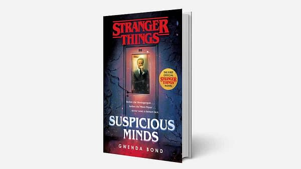 """Wanna Read a Part From 'Stranger Things' Prequel Novel """"Suspicious Minds""""?"""