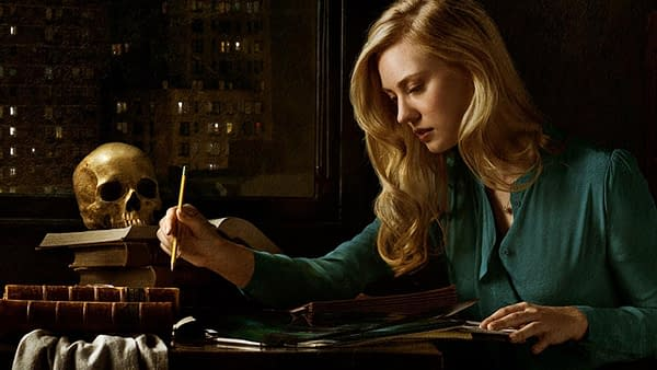 Deborah Ann Woll as Karen Page from Marvel's The Punisher and Marvel's Daredevil, courtesy of Netflix