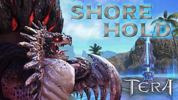 Tera's PC 'Shore Hold' Update Adds New Gear and PvP Maps