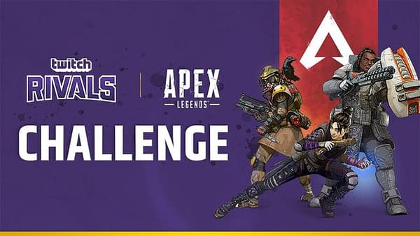 Twitch Rivals Will Launch Two Apex Legends Challenges in February
