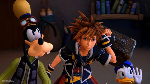 Contract Negotiations Kept Marvel and Star Wars from Kingdom Hearts III