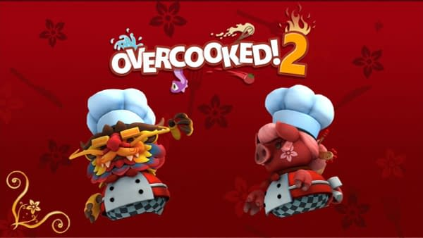 Overcooked 2 Receives Chinese New Year DLC Today