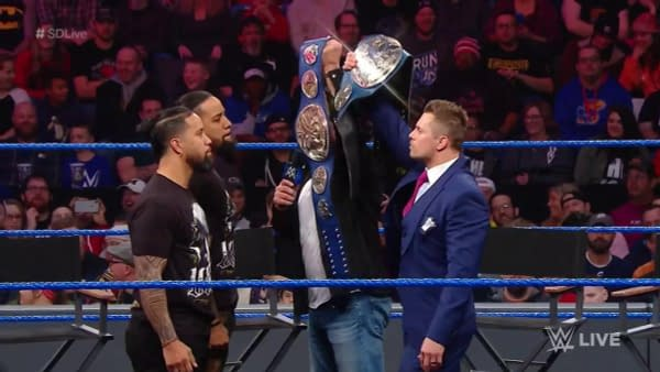 Jimmy Uso Was Arrested and We Promise Not to Make an Uso Penitentiary Joke