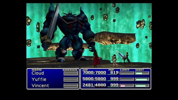 Square Enix Releases an In-Depth Look at the Original Final Fantasy VII